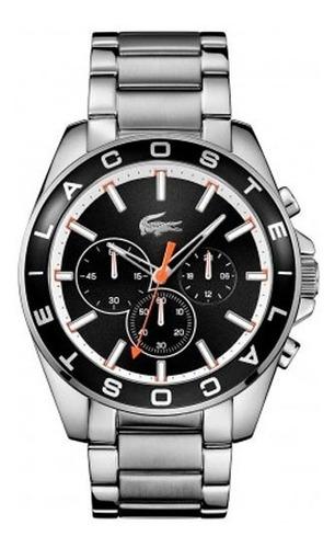 Relógio Lacoste Masculino Aço Multifuncão -2010855 Original
