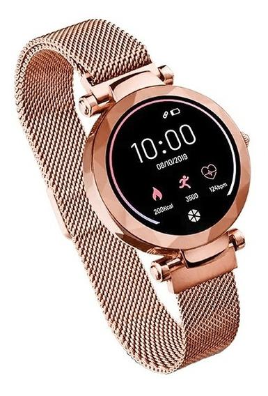 Relógio De Pulso Atrio Smartwatch Hr Dubai