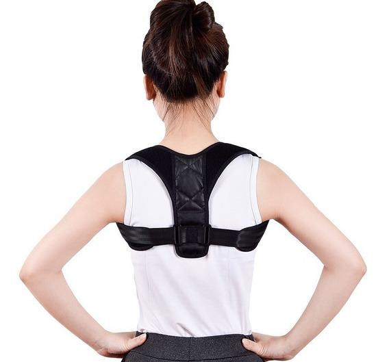 Corrector De Postura Soporte Para Espalda + Suavidad P/dama