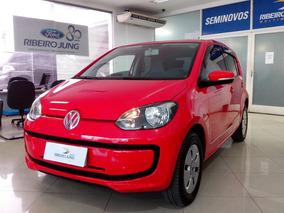 Volkswagen Up! Move 2015 Vermelho Flex