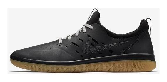 Tênis Nike Sb Nyjah Huston Free Skate Original Forma Pequena