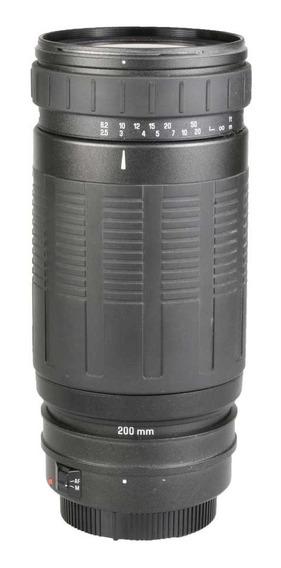 Objetiva Tamron Af 200-400mm F5.6 Ld Para Canon