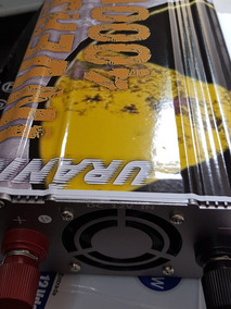 Inversor Onda Senoidal Tbi 4000w 24v 110v P/ Freezer