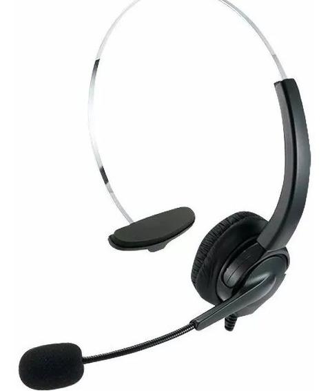 Vincha Cabezal Headset Rj9 Telefonía Símil Plantronics Sp11