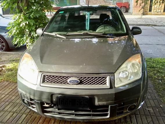 Ford Fiesta 1.6l Edge Plus 4puertas