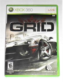 Grid Original Completo Xbox 360 Cr $15