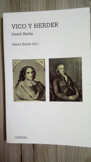 Livro Vico Y Herder