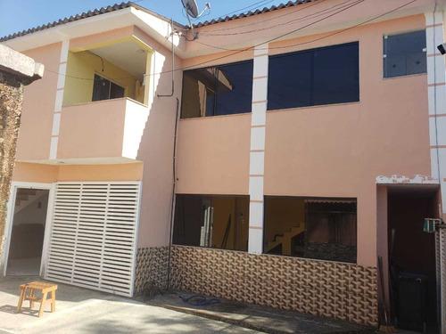 Cod.623 Linda Casa Duplex No Bairro Da Taquara, D. De Caxias