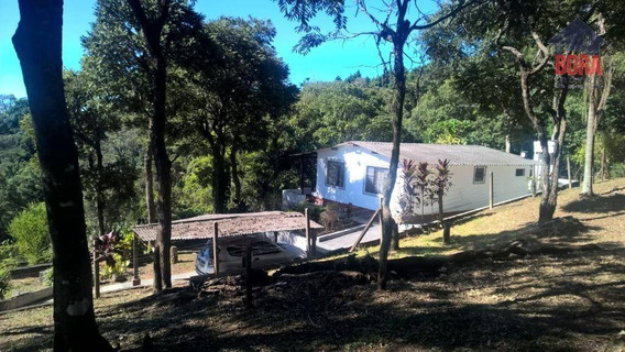 Chácara Com 1 Dormitório À Venda, 3600 M² Por R$ 250.000 - Jardim Da Serra - Mairiporã/sp - Ch0221
