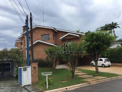 Casa Residencial Para Locação, Alphaville Residencial Dois, Barueri. - Ca0140