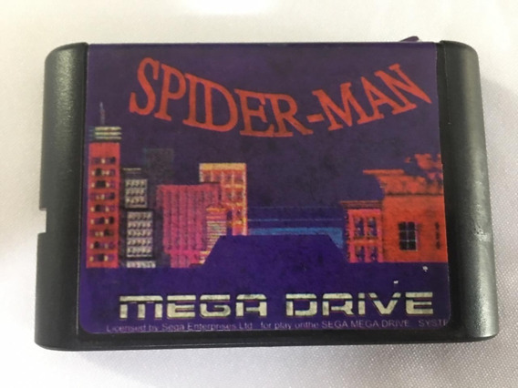 Spider-man Vs Kingpin Megadrive