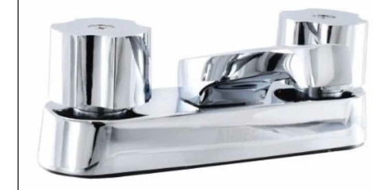 Mezcladora Lavabo Metálica Anbec
