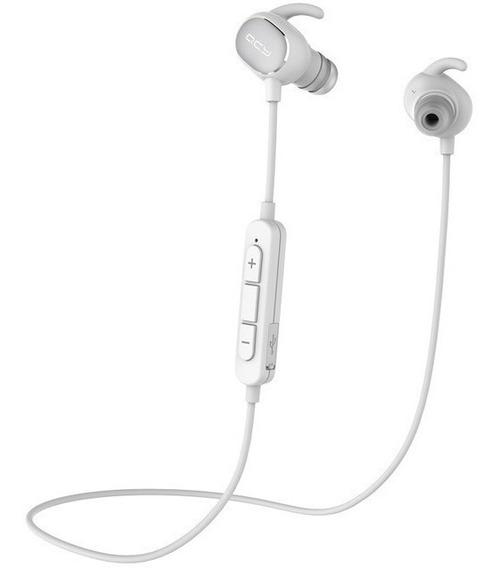 Qcy Qy19 Audífonos Deportivos Bluetooth Impermeables Blanco
