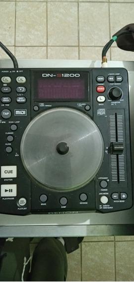 1 Cdj Dns 1200 E 1 Mixer Behringer Djx 750