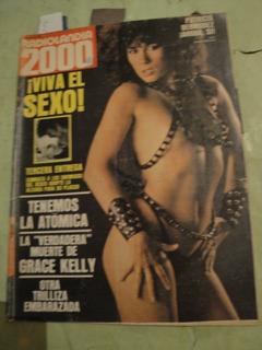 Radiolandia 2000 Nacha Guevara Menudo Patricia Bermudez