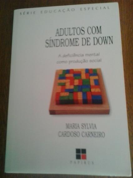 Livro - Adultos Com Síndrome De Down