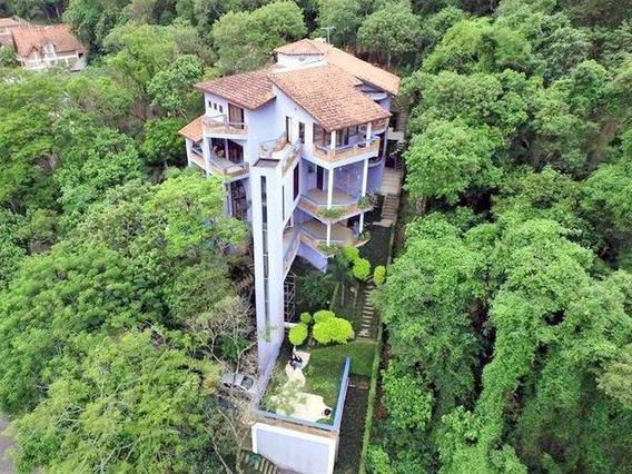 Casa Com 4 Dormitórios Suítes 2 Americanas À Venda, 923 M² Por R$ 4.000.000 - Forest Hills - Jandira/sp - Ca2822