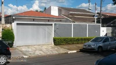 Casa Residencial À Venda, Vila Brandina, Campinas. - Ca1807