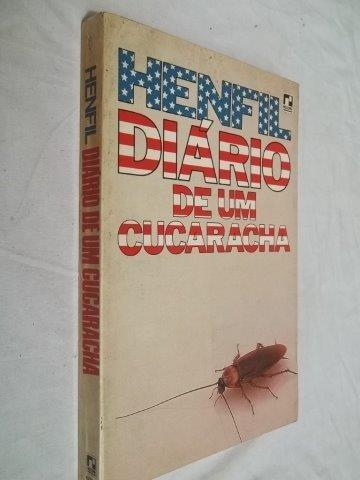 Diário De Um Cucaracha - Henfil - Livro-usado