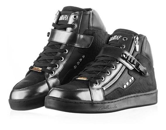 Tenis Masculino Sneaker Lamafia Da Labellamafia Lm102201