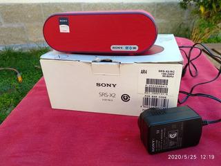 Parlante Sony Srs-x2