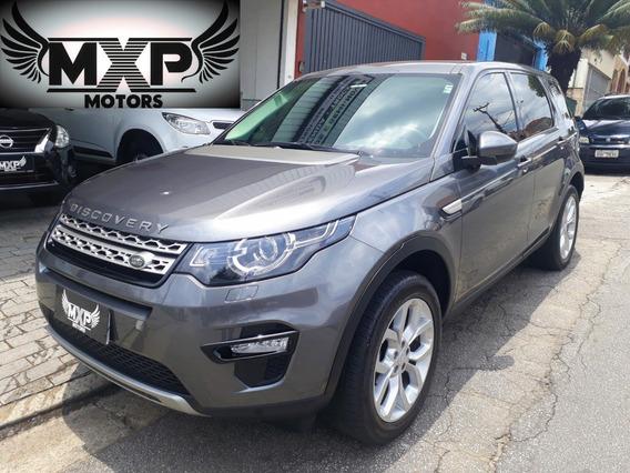 Land Rover Discovery Sport 2.0 Turbo Baixa Km Impecável