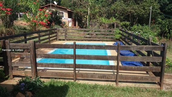 Sítio / Chácara Para Venda Em Igarapé, Vale Dos Coqueiros, 4 Dormitórios, 1 Suíte, 3 Banheiros, 6 Vagas - Sitio02_1-1118396