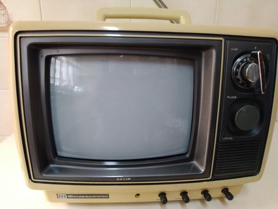 Decoração Tv Semp Toshiba Color 10 Tvc-10