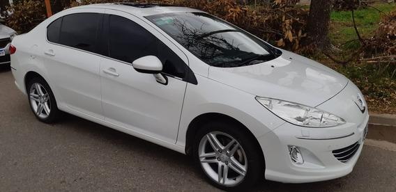 Peugeot 408 Sports 2015