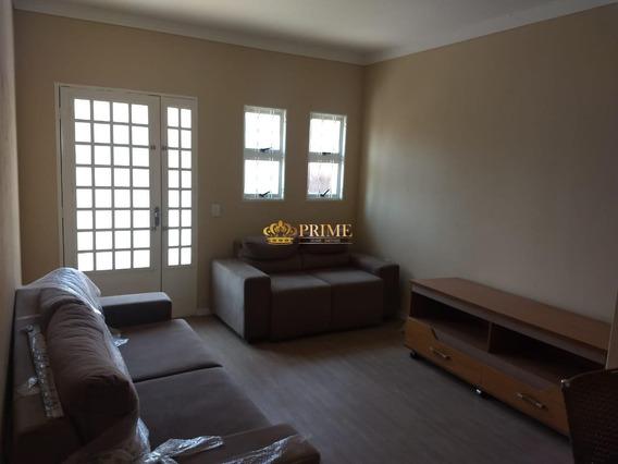 Casa Para Aluguel Em Parque Jambeiro - Ca004905
