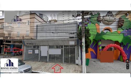 Imagem 1 de 30 de Sobrado Comercial, Galpão, Salão Para Alugar E À Venda Em Moema, 15 Salas Amplas, 9 Banheiros, 2 Vagas, 410 M² Terreno, 600 M² Construído, São Paulo. - So0335