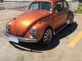 Volkswagen Fusca ,todo Reformado Rodas 17 Freio A Disco Top.