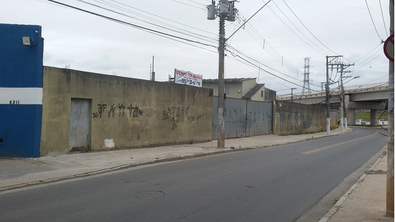 Terreno Comercial Bonsucesso Guarulhos Vende-se Ou Aluga-se