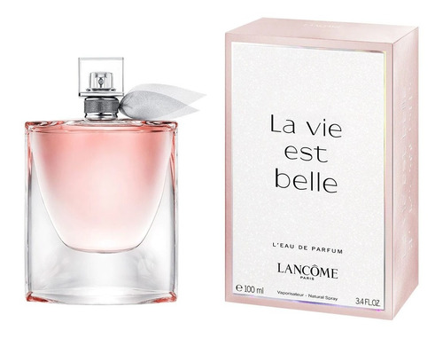 Perfume Locion La Vie Est Belle Mujer 100ml Original