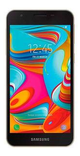 Samsung A2 Core 16gb Forro Incluido Gold