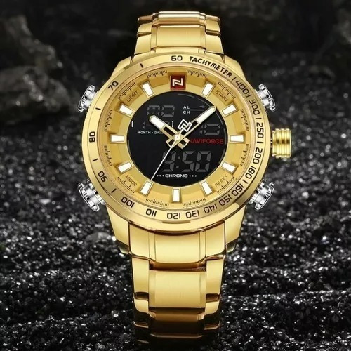 Relógio Masculino Naviforce 9093 Original