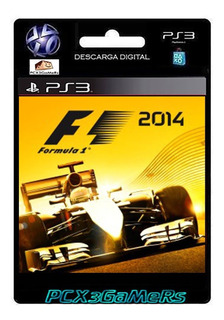 Ps3 Juego F1 2014 Pcx3gamers