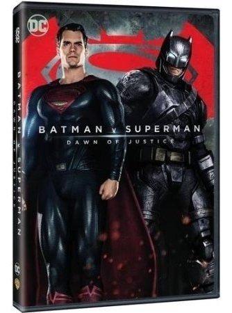 Imagen 1 de 5 de Dvd : Batman V Superman: Dawn Of Justice
