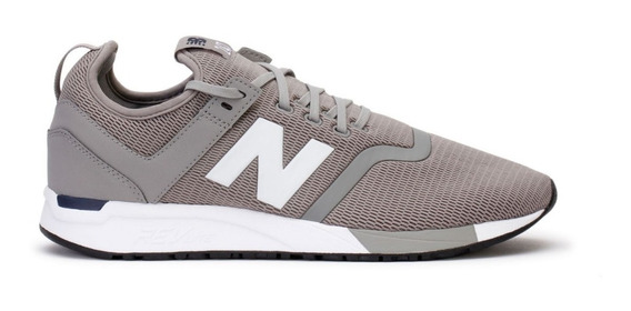 Tênis New Balance 247 Decon | Casual Masculino Cinza