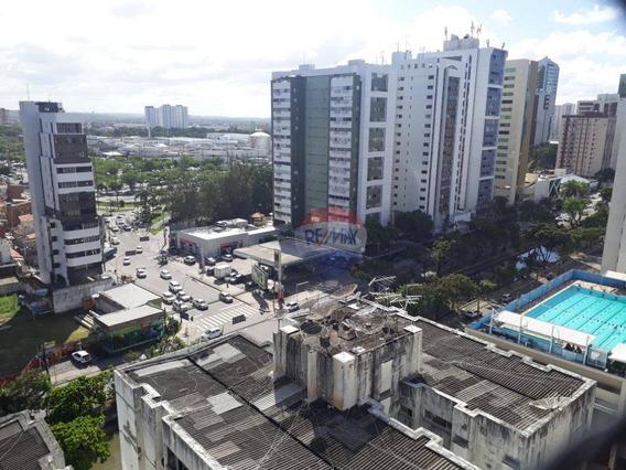 Oportunidade Apartamento 04 Quartos - Preço Ótimo - Área Privativa: 190,64 M² 01 Sala P/ 2 Ambientes - 1 Suíte Com, Vaga Privativa E Próxima Ao Mar - Ap1043