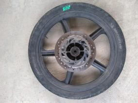Roda Dianteira Kansas 150 Completa