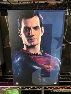 Hot Toys Superman Justice League Nuevo En Mano Fpx