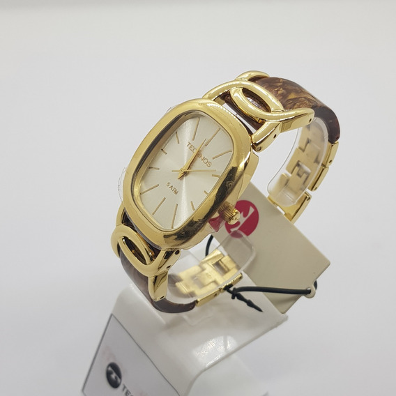 Relógio Technos Feminino 2035l Yl/4x