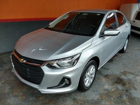 R8j Chevrolet Novo Onix 1.0 Ltz Turbo Automatico 5p 2020 0km