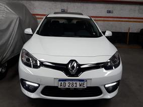Renault Fluence 2.0 Ph2 Luxe Pack 143cv Cuero 2018