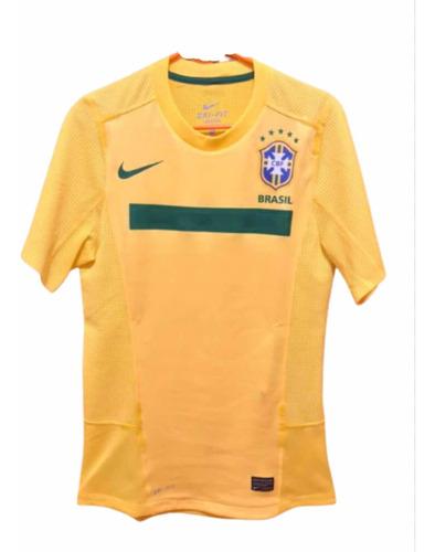 Imagem 1 de 5 de Camisa Nike Brasil 2011 Authentic - Copa América Argentina