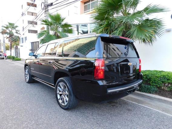 Chevrolet Suburban Suvurvan 4x4 Semiful