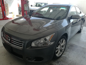 Nissan Maxima 3.5 Exclusive V6 Mt