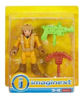 Fisher Price Imaginext Mini Figuras W3511