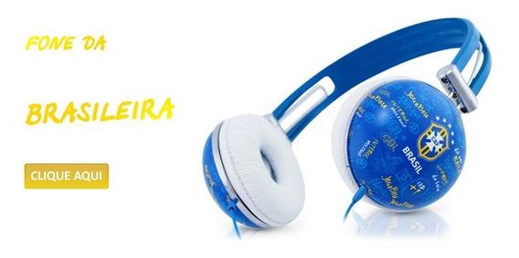 Waldman Headphone Seleção Brasileira Envio Imediato!!!!!